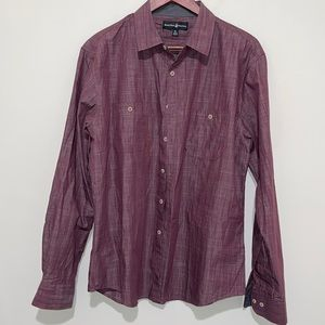 Beverly Hills Polo Club Men's Button Down